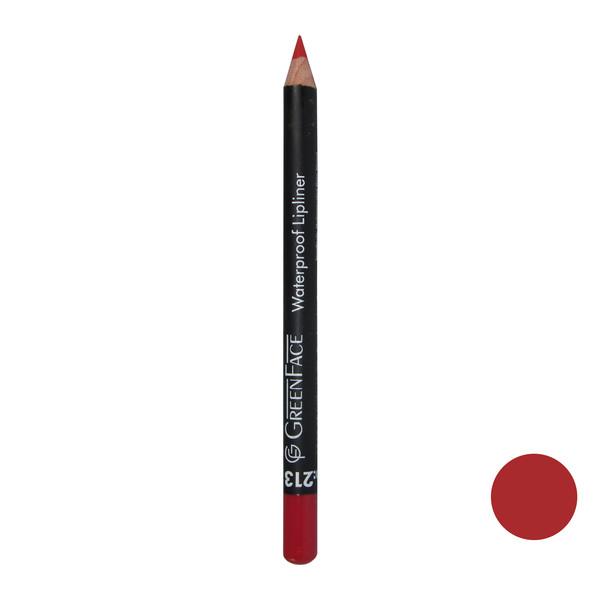 مداد لب گرین فیس شماره 213