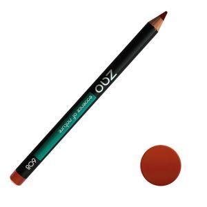 مداد آرایشی سه منظوره ارگانیک زاو شماره 608