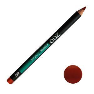 مداد آرایشی سه منظوره ارگانیک زاو شماره 610