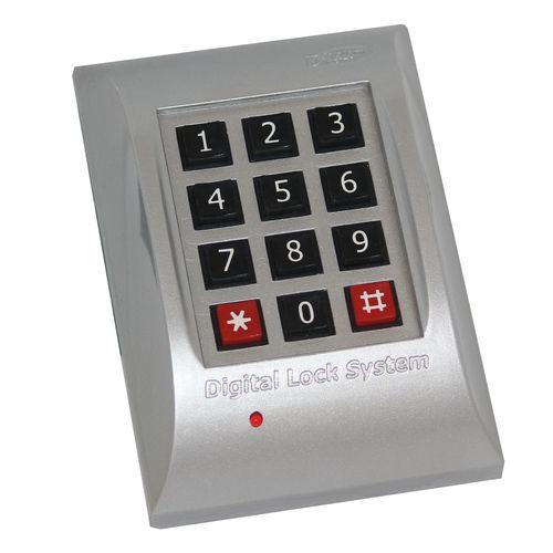 دستگاه کنترل تردد و قفل رمز الکتروسیستم مدل ES1P