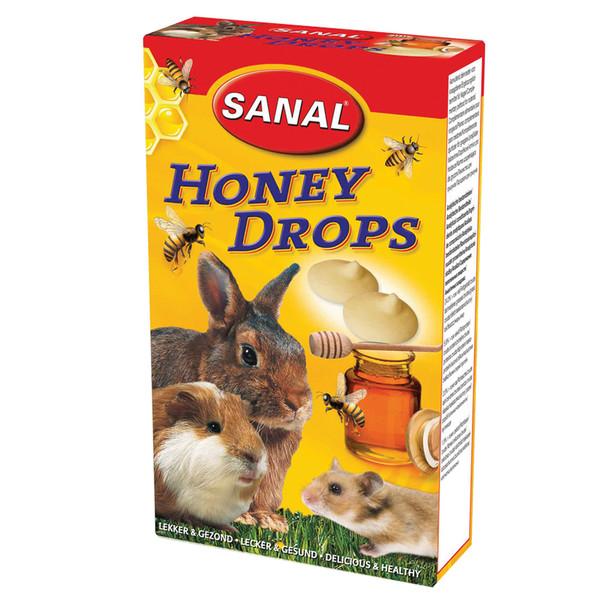 مکمل سانال مولتی ویتامین با طعم عسل مخصوص جوندگان 45 گرمی