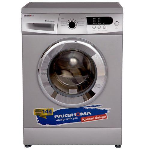 ماشین لباسشویی پاکشوما مدل WFU-6802 با ظرفیت 6 کیلوگرم