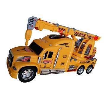 ماشین بازی مدل Truck Crane