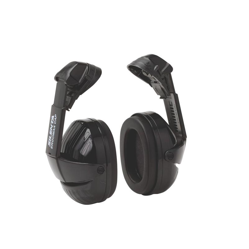 گوشی ایمنی Silenta مدل ERGOMAX مخصوص کلاه ایمنی