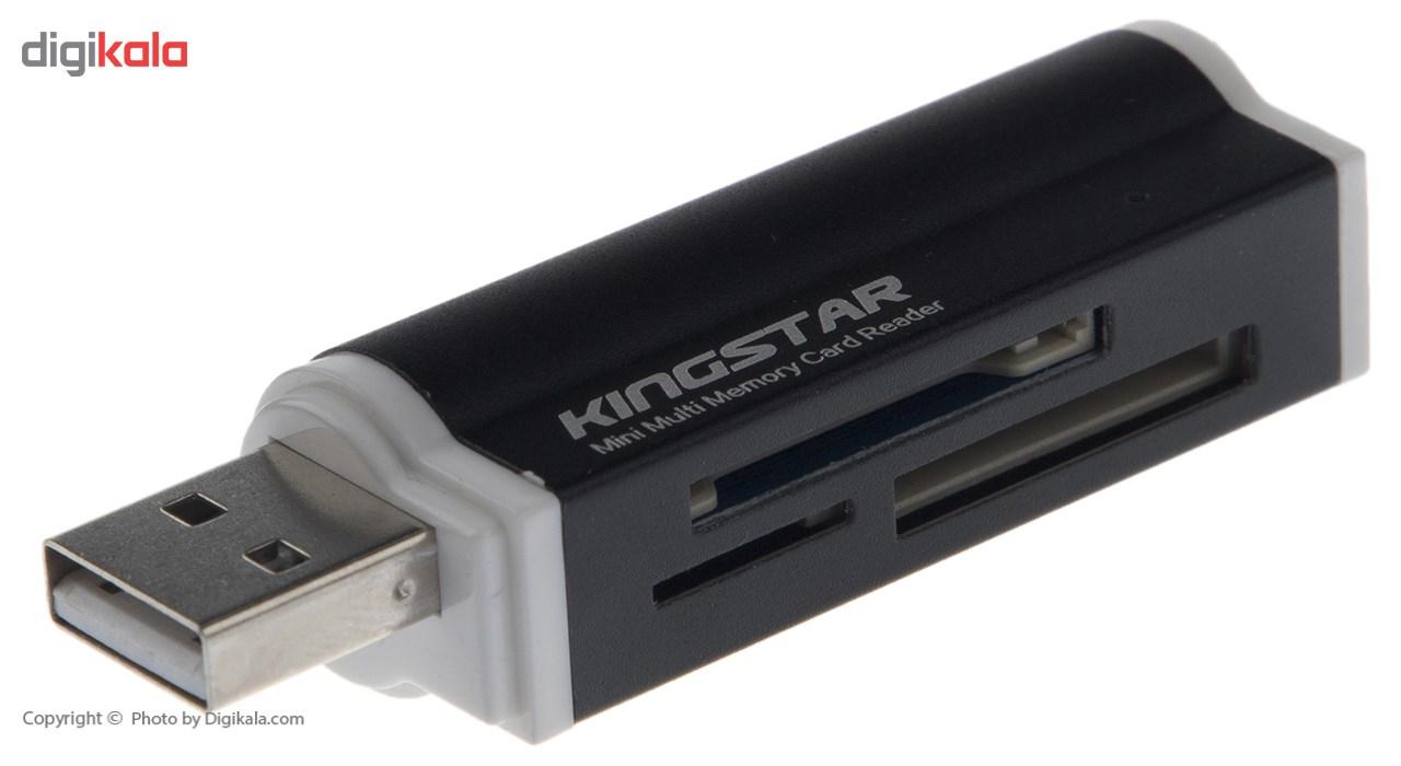 کارت خوان کینگ استار مدل KM662 main 1 4