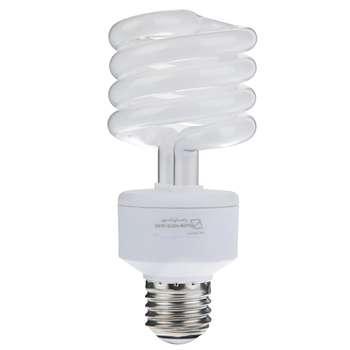 لامپ کم مصرف 25 وات زمان نور مدل Spiral پایه E27