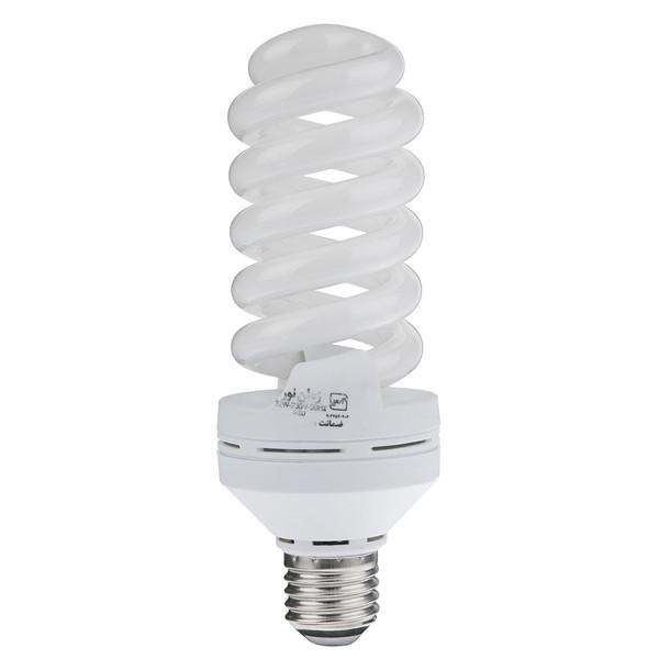 لامپ کم مصرف 32 وات زمان نور مدل Full Spiral پایه E27