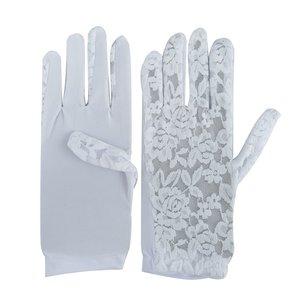 دستکش زنانه کوه شاپ مدل گل 2
