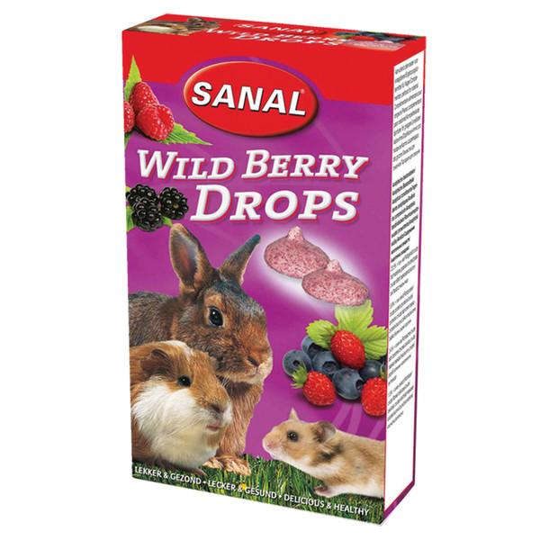 مکمل سانال مولتی ویتامین با طعم توت وحشی مخصوص جوندگان 45 گرمی