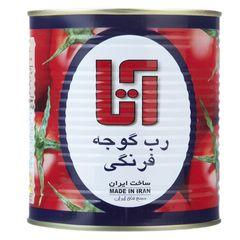 رب گوجه فرنگی آتا مقدار 800 گرم