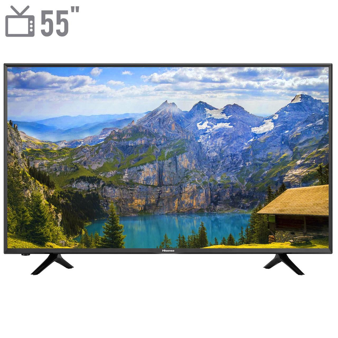 تلویزیون ال ای دی هوشمند هایسنس مدل 55N3000 سایز 55 اینچ