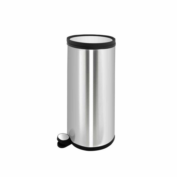 سطل زباله پدالی آرام بند ام دی مدل 12LP-N