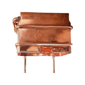 مبدل آبگرمکن بوتان مدل B3115