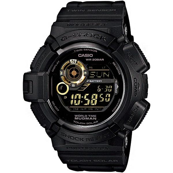 ساعت مچی دیجیتالی کاسیو سری جی شاک مدل G-9300GB-1DR مناسب برای آقایان