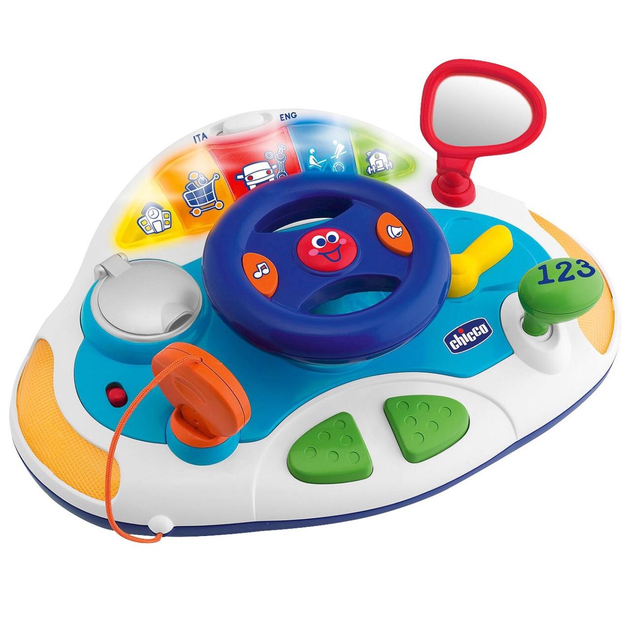 اسباب بازی آموزشی چیکو مدل baby driver