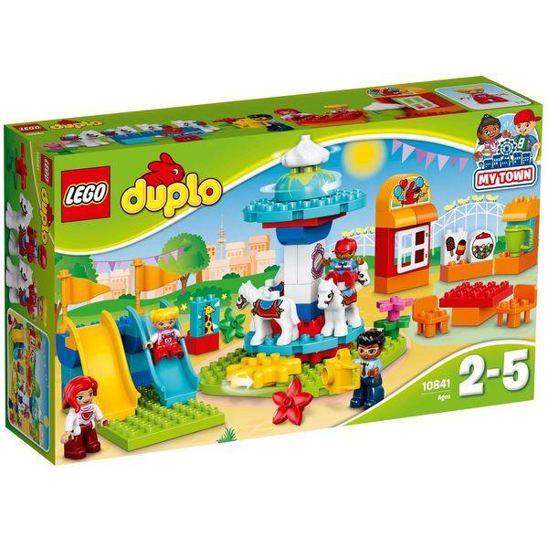 لگو سری Duplo مدل Fun Family Fair 10841