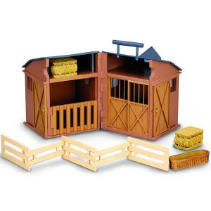 عروسک اسباب بازی استبل کالکتا کد 89333