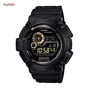 ساعت مچی دیجیتالی کاسیو سری جی شاک مدل G-9300GB-1DR مناسب برای آقایان  Casio G-Shock G-9300GB-1DR