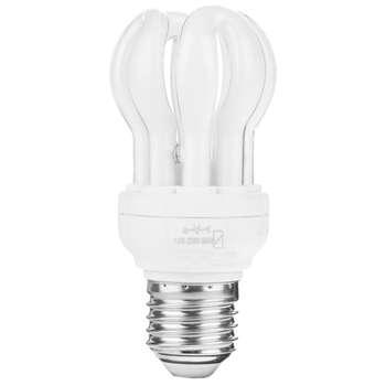 لامپ کم مصرف 13 وات زمان نور مدل Lotus پایه E27