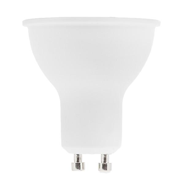 لامپ ال ای دی 7 وات زمان نور مدل SMD پایه GU10