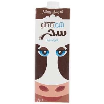 شیر کاکائو سحر حجم 1 لیتر
