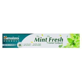 خمیر دندان گیاهی هیمالیا مدل Mint Fresh حجم 75 میلی لیتر