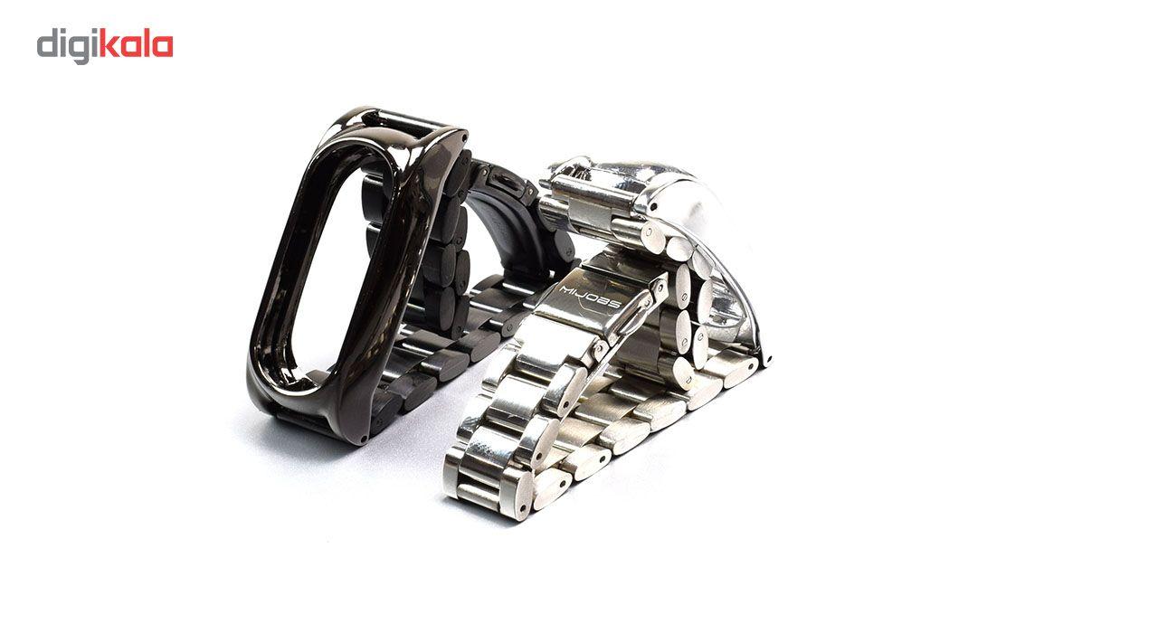 بند مچ بند هوشمند شیائومی مدل 102 steel main 1 2