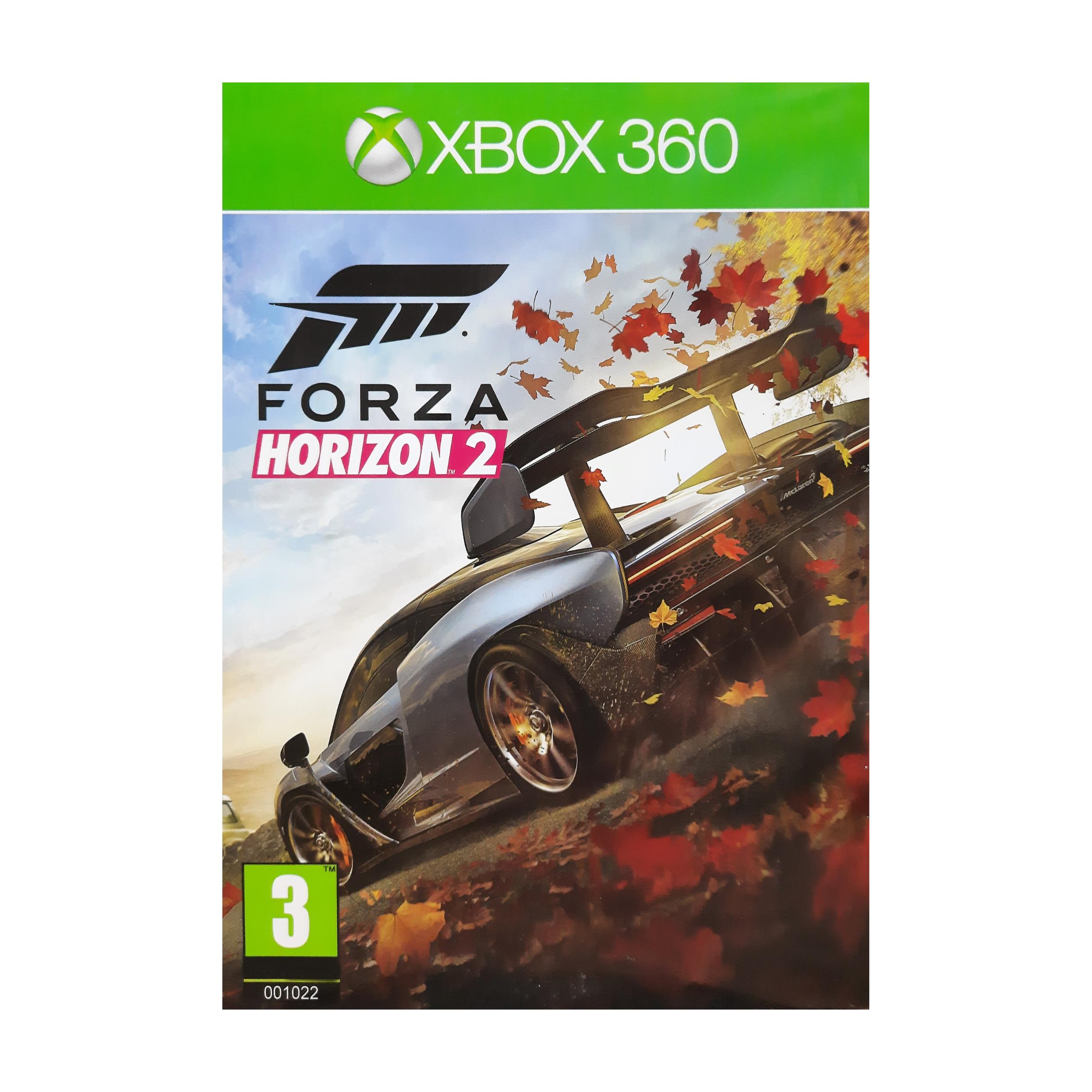 بازی Forza Horizon 2 مخصوص Xbox 360