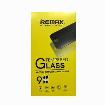 محافظ صفحه نمایش شیشه ای ریمکس مناسب برای گوشی موبایل اپل iPhone 5/5S/SE