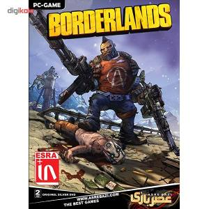 بازی کامپیوتری Borderlands  Borderlands PC Game