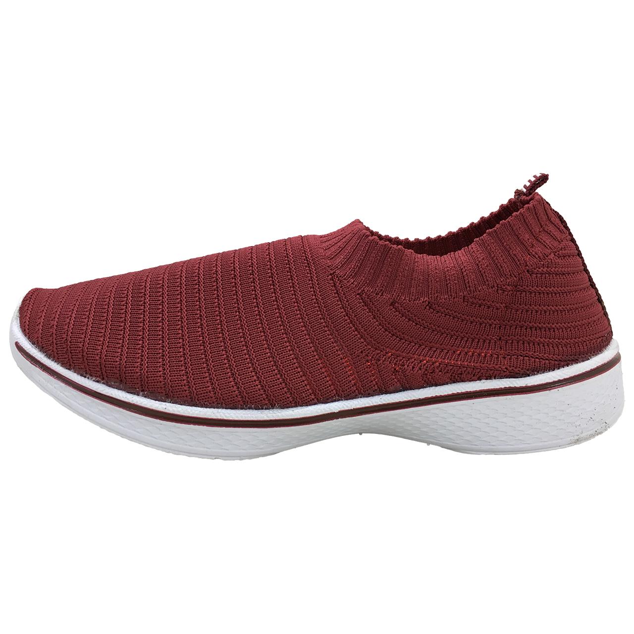 کفش مخصوص پیاده روی زنانه نسیم مدل مارسی کد 2660