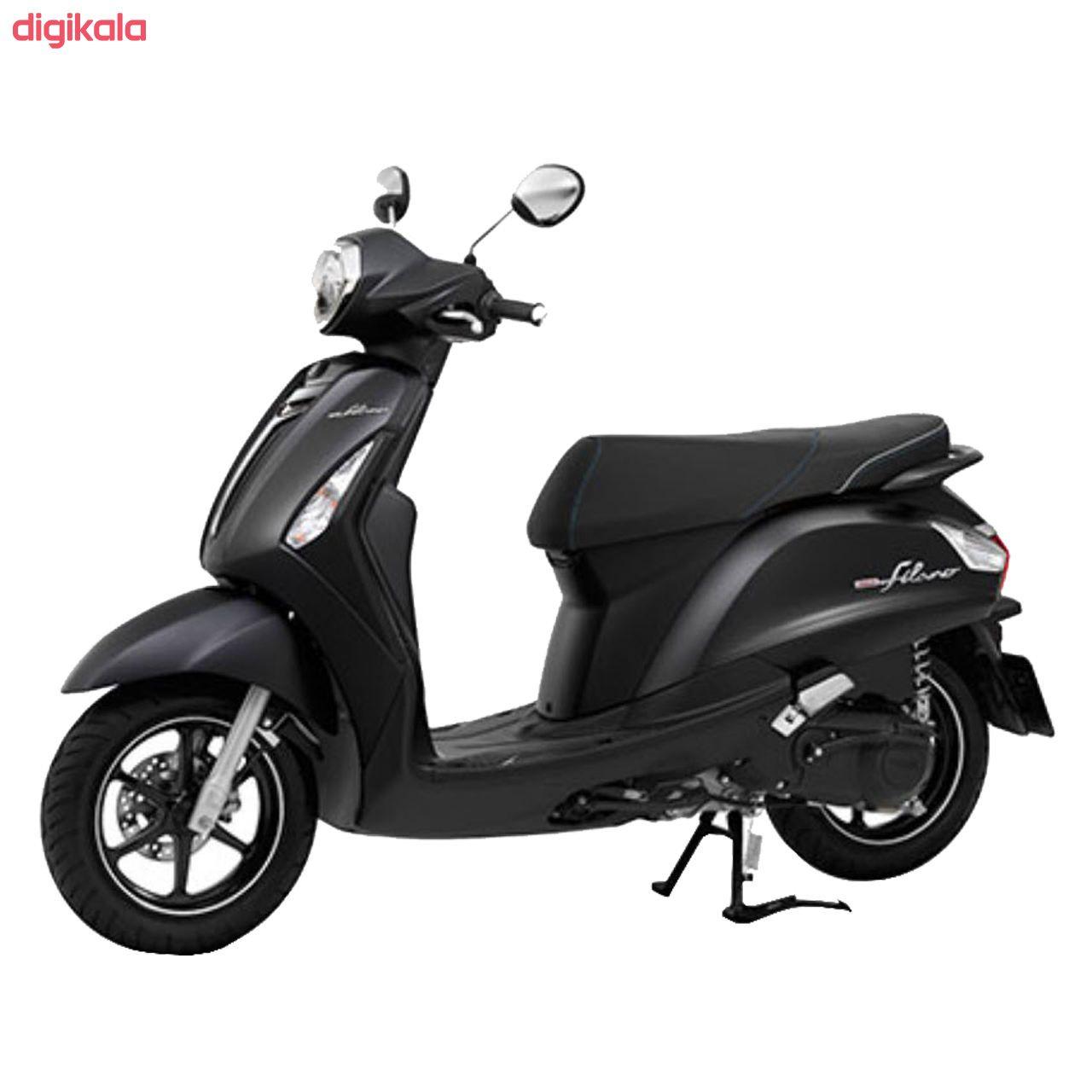 موتورسیکلت یاماها مدل GRAND FILANO ABS حجم 125 سی سی سال 1399 main 1 6