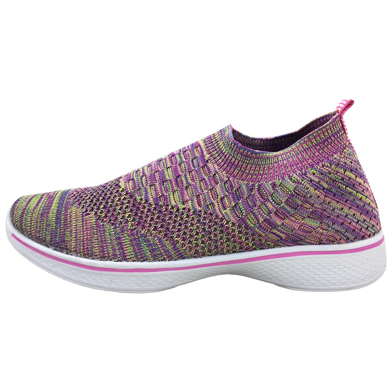 خرید کفش مخصوص پیاده روی زنانه نسیم مدل پاریس کد 2661