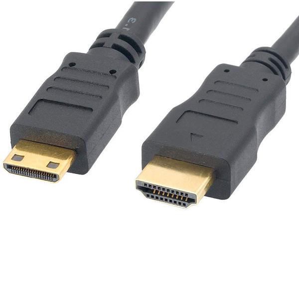 کابل تبدیل MINI HDMI به HDMI ای پی لینک مدل GO-2 به طول 1.5 متر