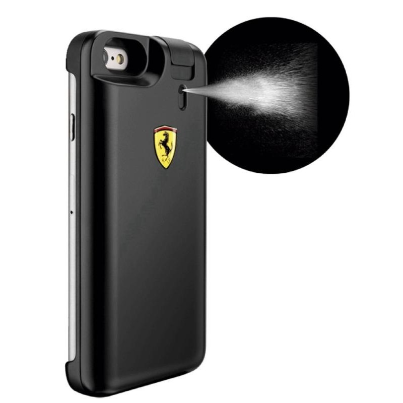 ادوتویلت مردانه فراری مدل Iphone Cover Black حجم 50 میلی لیتر