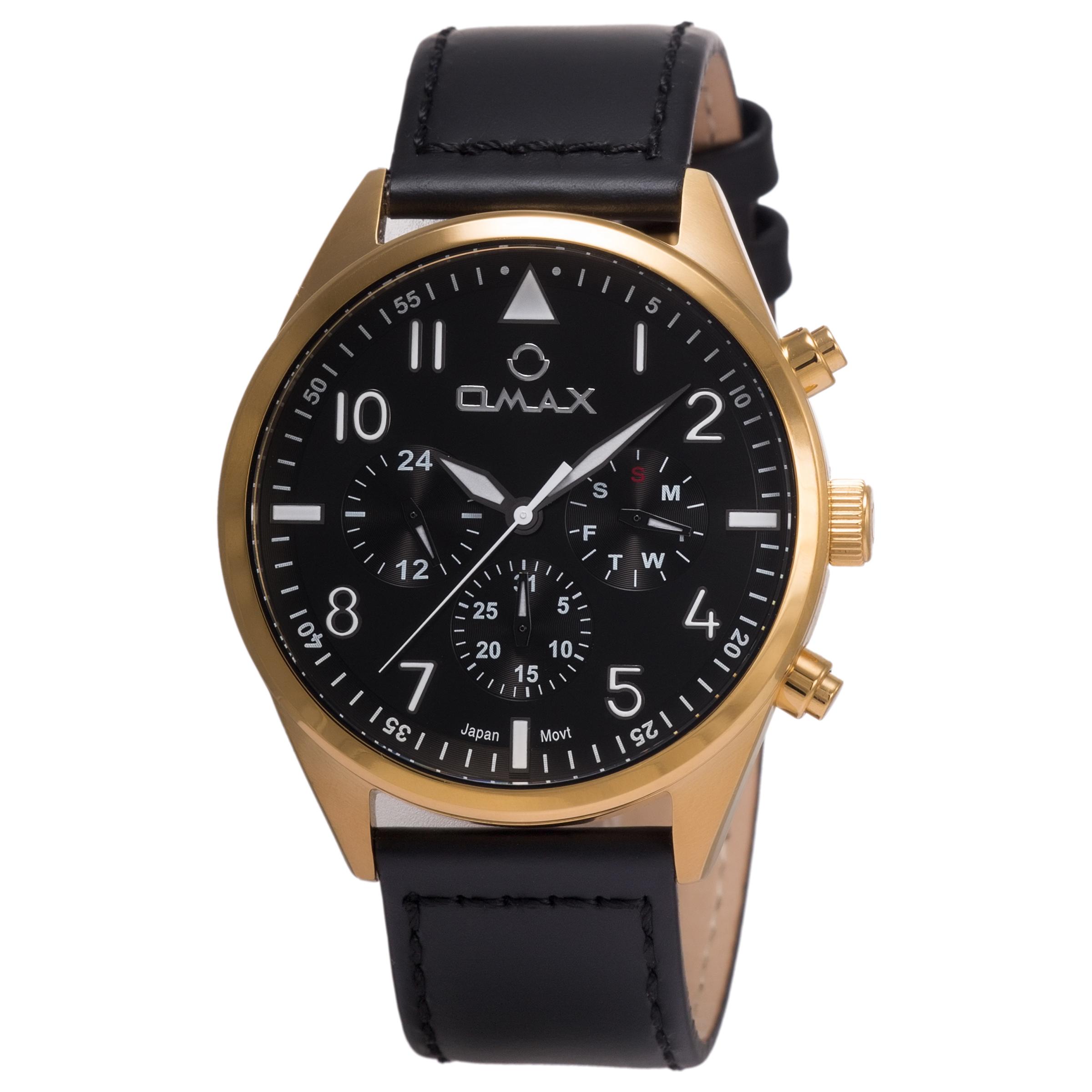 ساعت مچی عقربهای مردانه اوماکس مدل 71SMG22A
