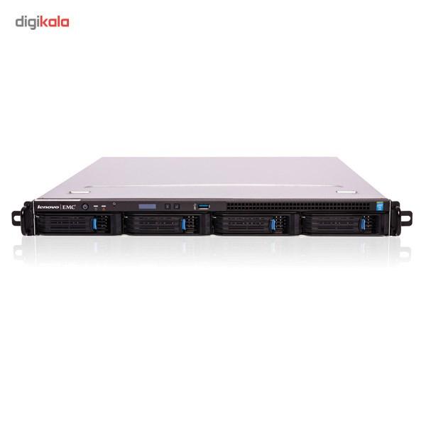 ذخیره ساز تحت شبکه 4Bay لنوو مدل EMC PX4-400R ظرفیت 12 ترابایت