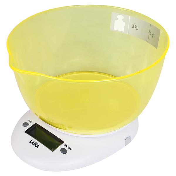 قیمت                      ترازوی آشپزخانه لایکا مدل KS-1016