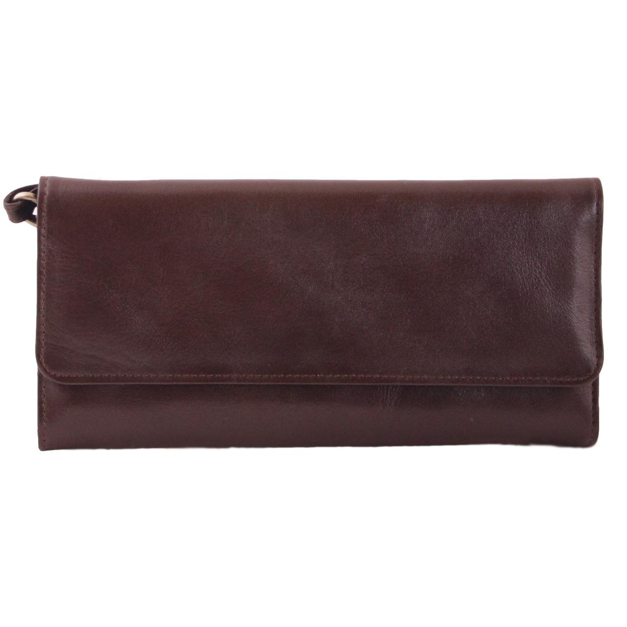 کیف دستی چرم طبیعی آدین چرم مدل DG4