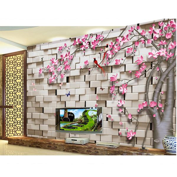 کاغذ دیواری سالسو طرحA002 lovely flower