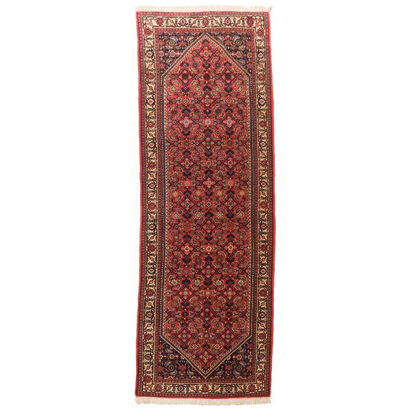 فرش دستبافت کناره طول سه متری سی پرشیا کد 102315