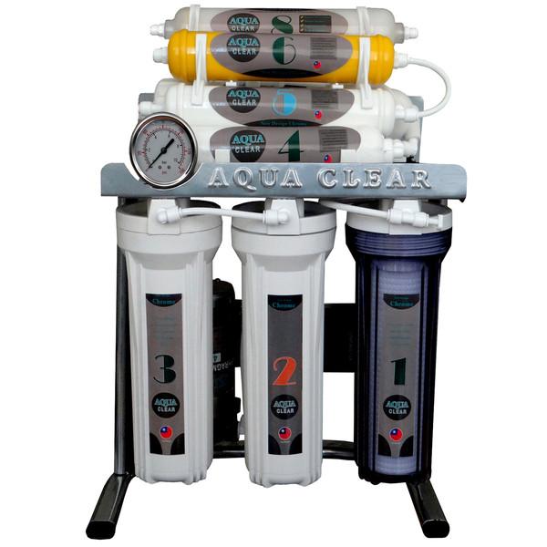 دستگاه تصفیه کننده آب آکوآ کلیر مدل CHROME - AC5200