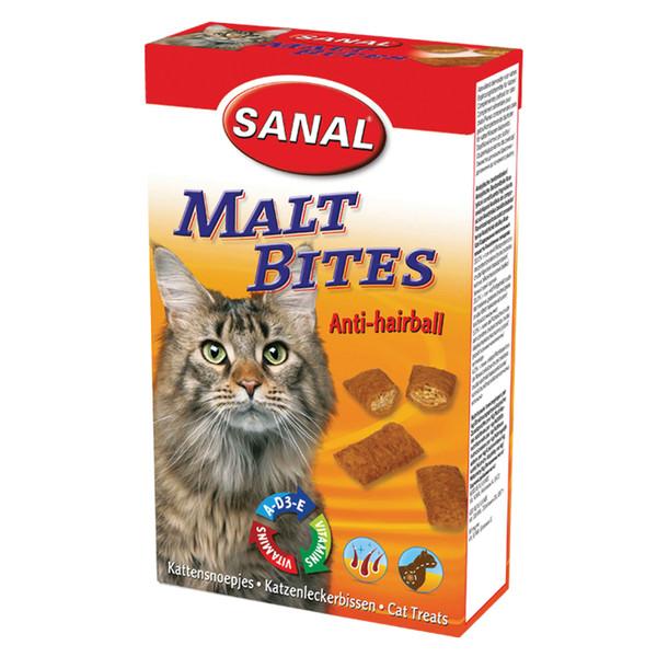 خوراکی سانال مدل مالت گربه آنتی هیربال حاوی ویتامین 75 گرمی