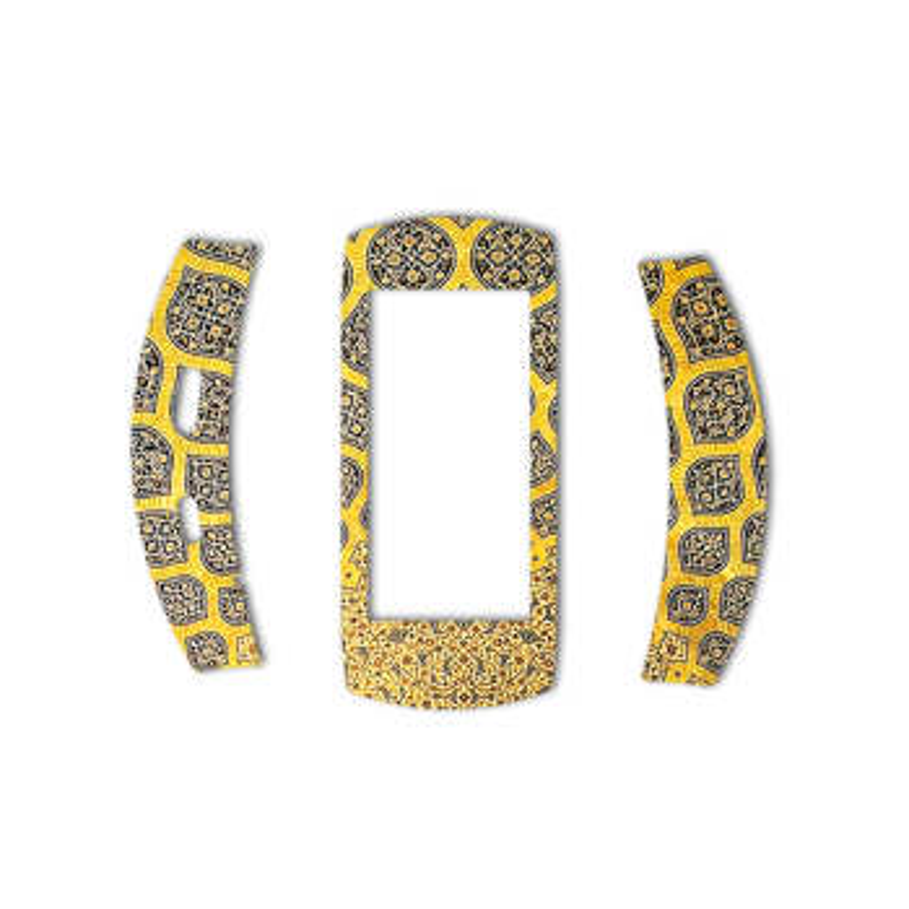 برچسب ماهوت مدل Sheikh Lotfollah Mosque-tile Design مناسب برای ساعت هوشمند Samsung Gear Fit 2 Pro