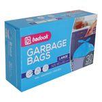 کیسه زباله بادوک مدل L30 بسته 30 عددی thumb