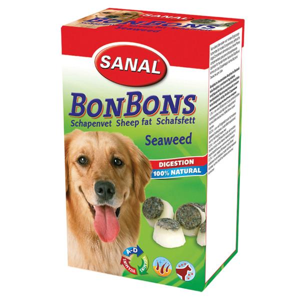 مکمل سگ سانال مدل Bon Bons با طعم جلبک دریایی وزن 150 گرمی