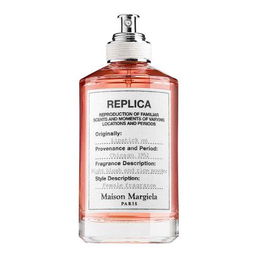ادو تویلیت زنانه میسون مارتین مارگیلا مدل Lipstick On حجم 100 میلي لیتر