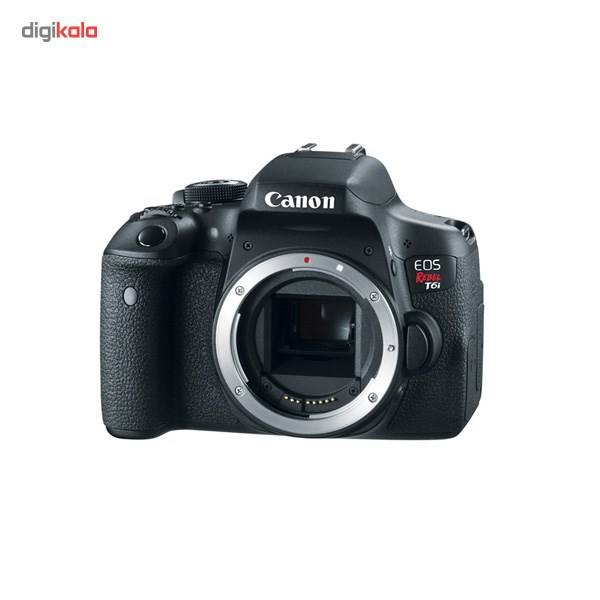 دوربین دیجیتال کانن 750D / Rebel T6i / Kiss X8iبه همراه لنز 18-135 میلی متر  Canon EOS 750D / Rebe