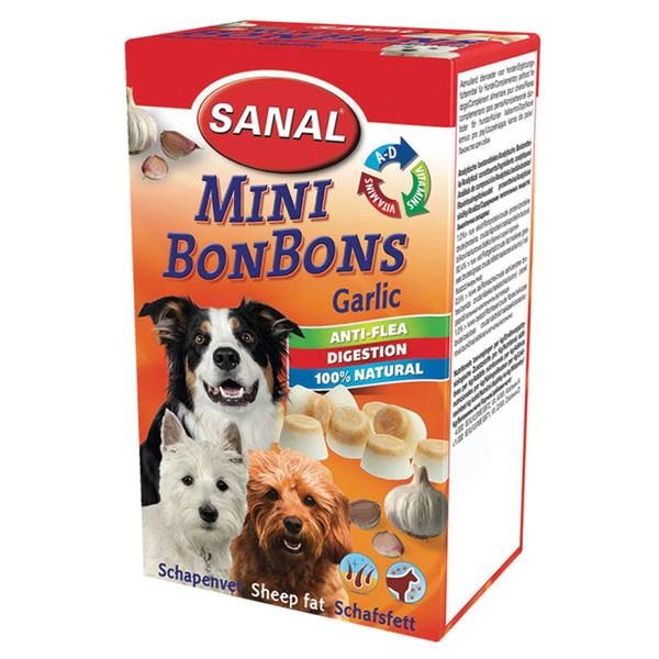 غذای تشویقی سانال مدل Bon Bons مناسب برای سگ های نژاد کوچک وزن 150 گرم