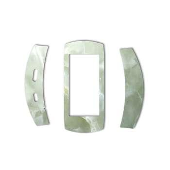 برچسب ماهوت مدل Marble-light Special مناسب برای ساعت هوشمند Samsung Gear Fit 2 Pro